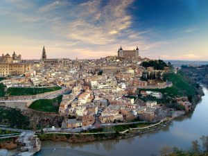 A photo of Toledo, Spain